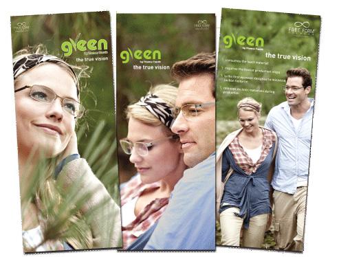 Freeform Green